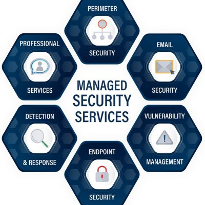 Caracteristicile serviciului Managed Security Services